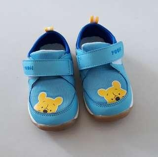 Disney Baby/Toddler Winnie the Pooh Walking Sandals/Shoes