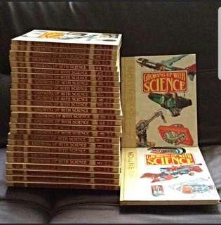 Growing Up with Science- The Illustrated Encyclopedia of Invention- 28 volumes