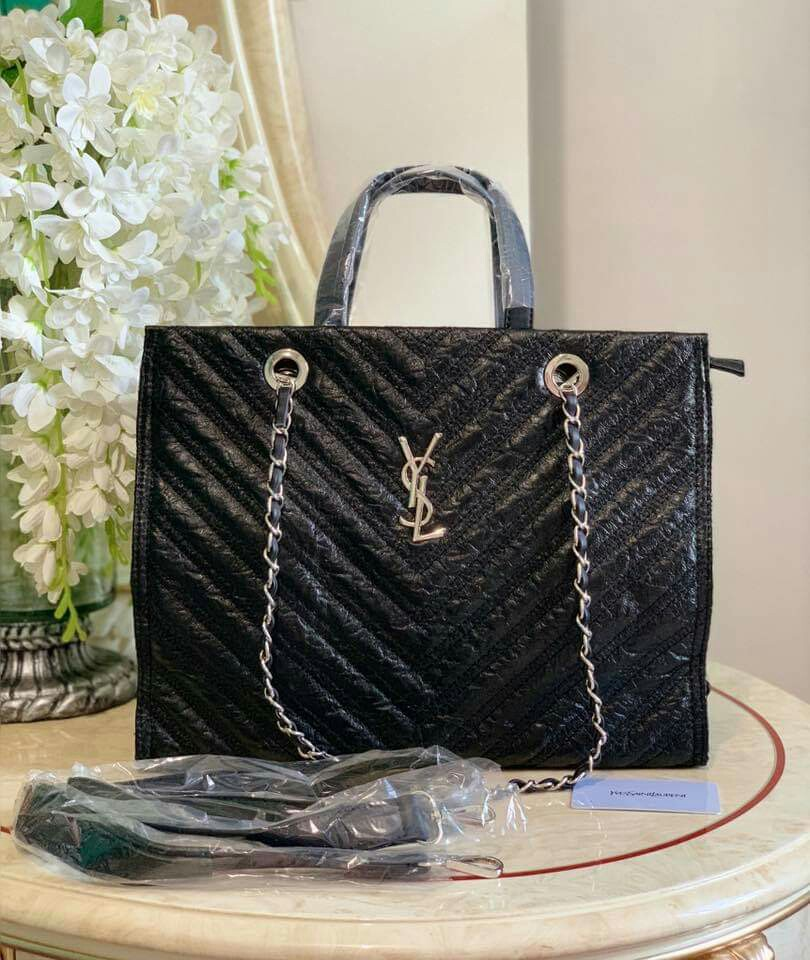 a62f90f9052e 14inches YSL Chain Bag Yves Saint Laurent Bag YSL Bag YSL Chevron ...