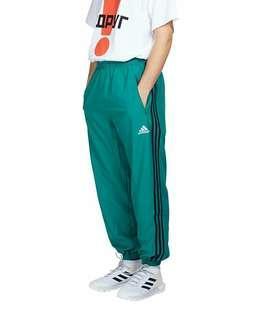 Preloved Adidas Blue Green F180 Track Pants