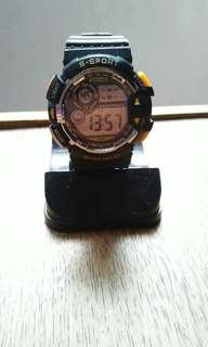 S-Sport Digital Watch