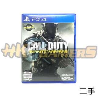 PS4 Call of Duty Infinite Warfare 中英 二手