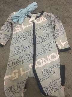 Jumpsuit bonds original