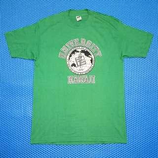 🆒 Vintage University of Hawaii 50-50 T-Shirt