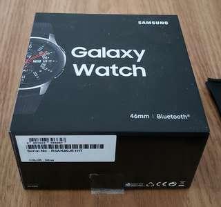 Samsung Galaxy Watch 46mm SM-R008 三星 藍牙 智能手錶 行貨