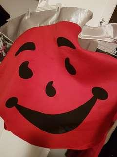 Kool-aid Costume One Size