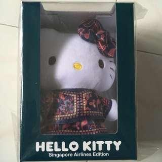 Singapore Airline Edition Hello Kitty