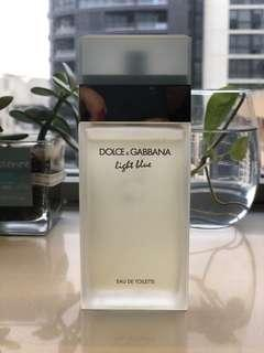Dolce and Gabbana Light Blue 100ML EDT