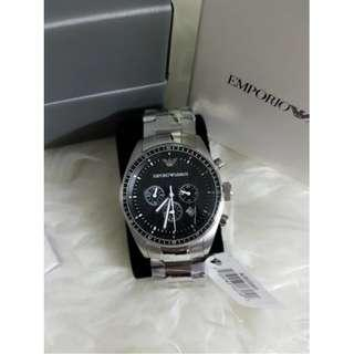 🚚 S$199! Offer! Authentic Emporio Armani Watch AR0585