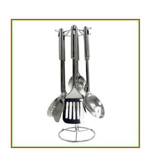 Idealife Il 173 Stainless Spatula + Hanger