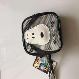 Snoopy pouch