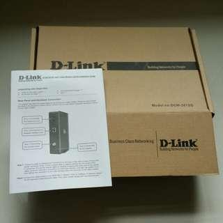 Good D-link modem #MRTSengkang