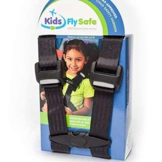 CARES KIDS FLY SAFE Child Airplane Travel Harness - FAA Approved