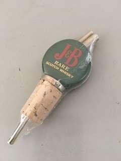 J & B 酒塞
