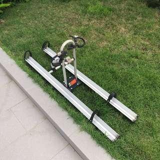 Twin Bike Bike Rack to go