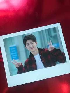 BI Hanbin Ikon Photocard