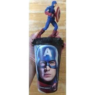 Captain America Collectible Tumbler