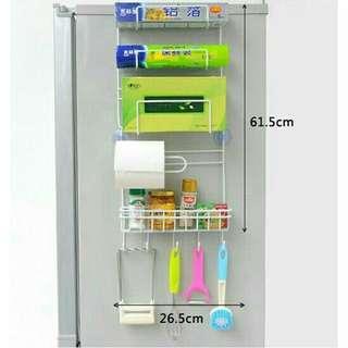 Refrigerator rack organiser