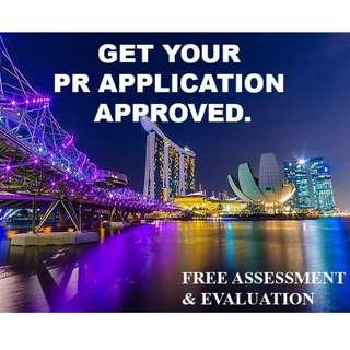 GET YOUR SINGAPORE PR APPLICATION APPROVED! NO HEFTY FEES!