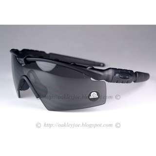 f8b07a92fc BNIB Oakley Industrial M Frame 2.0 matte black + grey oo9213-03 sunglass  shades