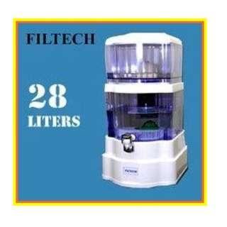 Mineral Pot 28 Liter Bio Energi Water Purifier