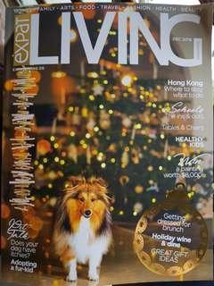 Expat Living Magazine December 2018 BRAND NEW
