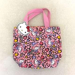 Hello Kitty 帆布小提袋