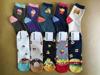 Authentic Korean Iconic Socks