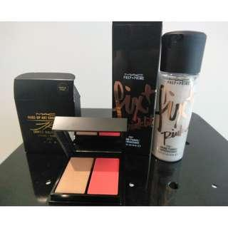 BRAND NEW MAC FIX + PINKLITE AND FULL FACE KIT