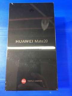 Huawei Mate20 Black (new)