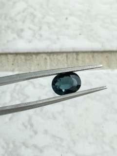 天然斯里蘭卡鈷尖晶石