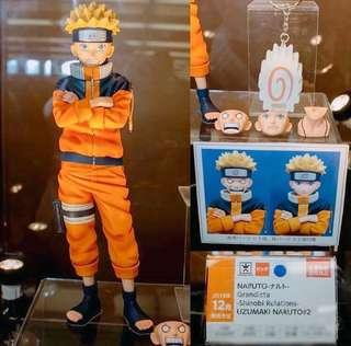 KOAOISORA 2018 NARUTO 火影忍者 疾風傳 鳴門 Grandista - Shinobi Relations - Uzumaki Naruto -23cm 渦卷鳴門 景品 FIGURE 日版 (全新)