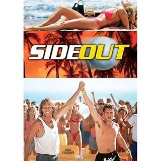 [Rent-A-Movie] SIDE OUT (1990)