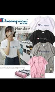 (PO)Champion tee top shirt