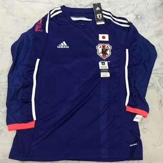 Jersey home Jepang world cup 2014