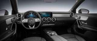 Mercedes-Benz A-Class A180 Style (A)