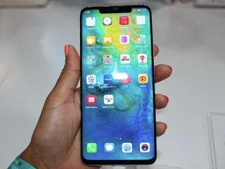 Huawei Mate 20 Pro - Whitestone Dome Style Tempered Glass Screen Protector