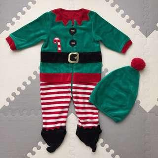 Mothercare Christmas Elf