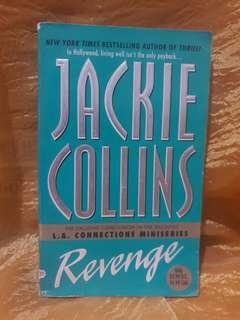 Pre-loved Books: Revenge by Jackie Collins