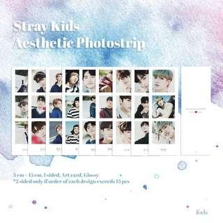 Stray Kids Aesthetic Photostrip