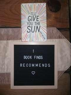 I'll Give You The Sun by Jandy Nelson (HARDBOUND)