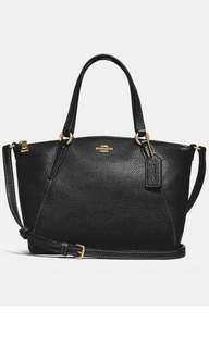 NWT Coach Mini Kelsey Satchel