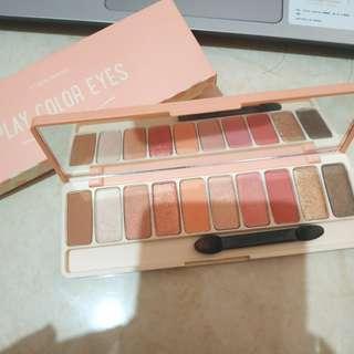 Etude house peach farm eyeshadow