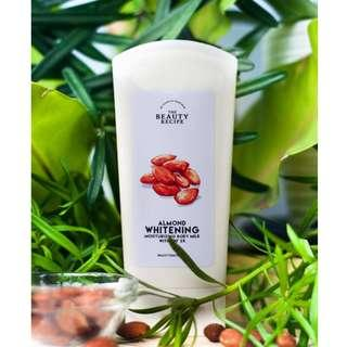 Almond Whitening Moisturizing Body Milk SPF 35