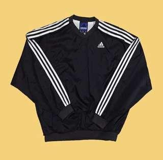 AUTHENTIC Black Adidas Pullover