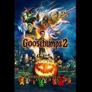 [Rent-A-Movie] GOOSEBUMPS 2 HAUNTED HALLOWEEN (2018)