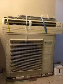 極冷 大金冷氣 變頻冷暖空調 Dakin Room Air conditioner function well