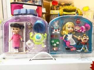 阿布 愛麗絲 boo alice 玩具套裝