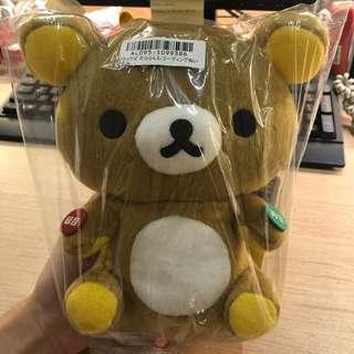 Toreba 日本景品 鬆弛熊 錄音公仔
