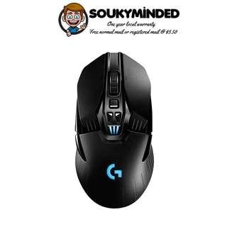 [IN-STOCK] Logitech G903 LIGHTSPEED Gaming Mouse with POWERPLAY Wireless Charging Compatibility